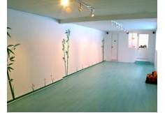 salón para clases niños / salón Bamboo