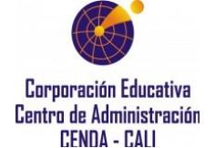 CENDA - Corporación Educativa Centro de Administración