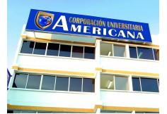 Foto Centro Corporación Universitaria Americana